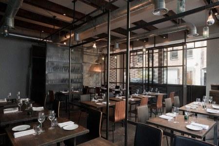 industrial environment restaurant interior design2