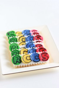Personalized Letter Cookies 1