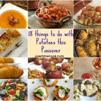 18 (Delicious!) Things To Do With Potatoes This Passover