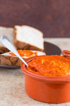Red Pepper Dip on OvertimeCook
