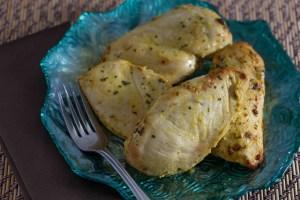 Grilled Chicken in Mustard Sauce