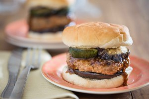 Hawaiian Chicken Burgers