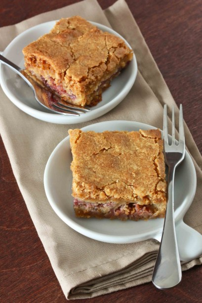 strawberry rhubarb squares3