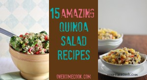 15 Amazing Quinoa Salad Recipes