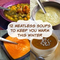 12 Meatless Soup Recipes To Keep You Warm This Winter