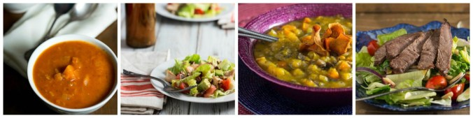 passover soups and salads  overtimecook.com