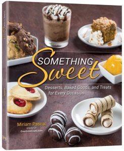 Introducing: Something Sweet Cookbook