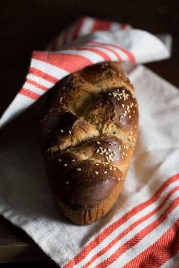 Ultimate Whole Wheat Challah Recipe - Overtime Cook