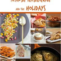 101 Recipes for Rosh Hashanah and Holiday Meals