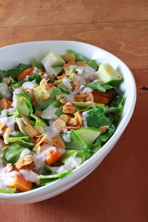 butternut squash salad 2