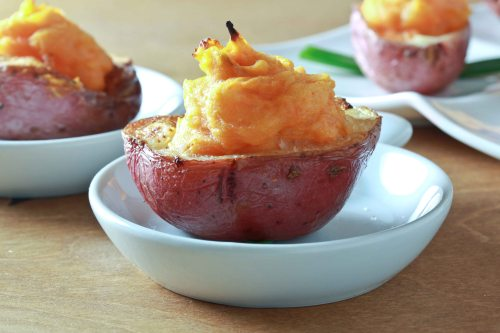 two tone potato cups 3