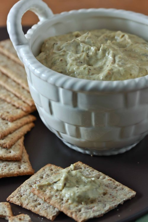 Roasted Jalapeno Dip - Overtime Cook