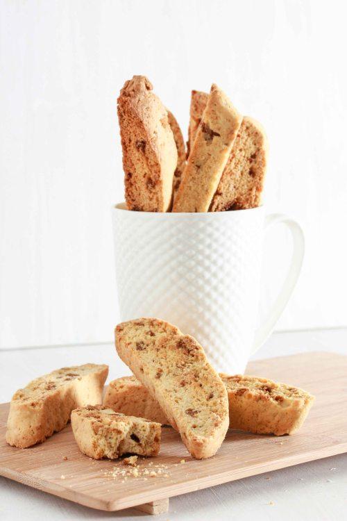 biscoff biscotti