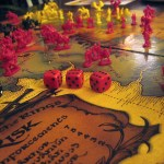 Risks in the Game of Life