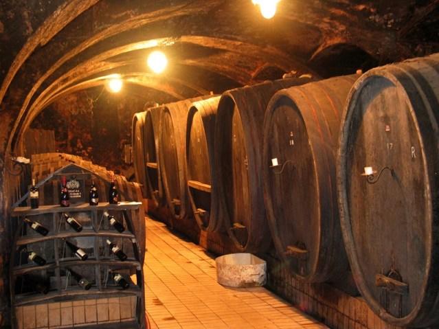 Slovenia barrels