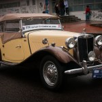 Photo Friday: Classic Cars in Bogota