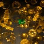 Gold Fever in Bogota, Colombia