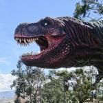 Geek Alert: Dinosaur Museum in Sucre, Bolivia