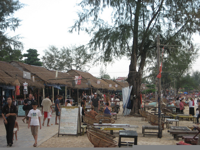 Best Beaches Cambodia