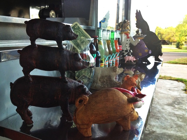 Counter food truck saustin