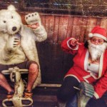 SantaCon 2013: Rampaging Through Austin's Streets