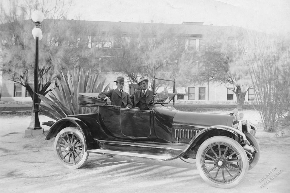 Frank Z car in town1