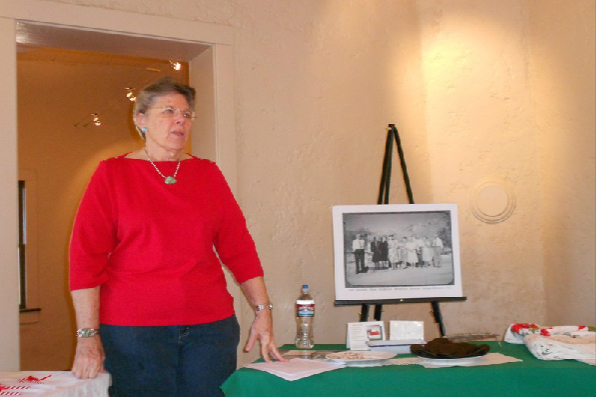 Barbara McIntyre - Pusch Great Granddaughter