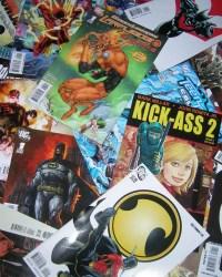 Pile-of-comics