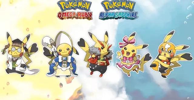 Pokémon: Os melhores movesets para Cosplay Pikachu