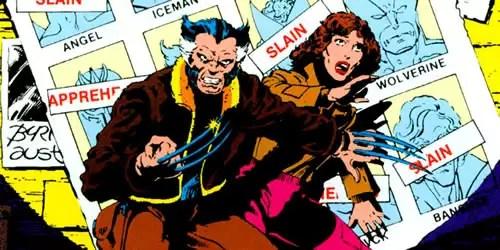"""""""X-men: Dias de um futuro esquecido"""" pela Panini"""