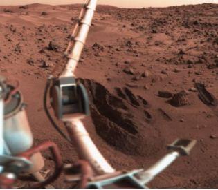 Novo estudo diz que a vida existe sim em Marte, e foi encontrada pela sonda Viking em 1976