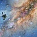 Algo mudou o sistema de comunicação da sonda Voyager-2 enquanto ela saia do Sistema Solar