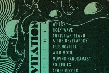 Levitation Tele Novella Mohawk