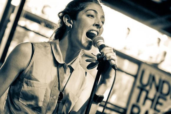 Chairlift @ Flamingo Cantina