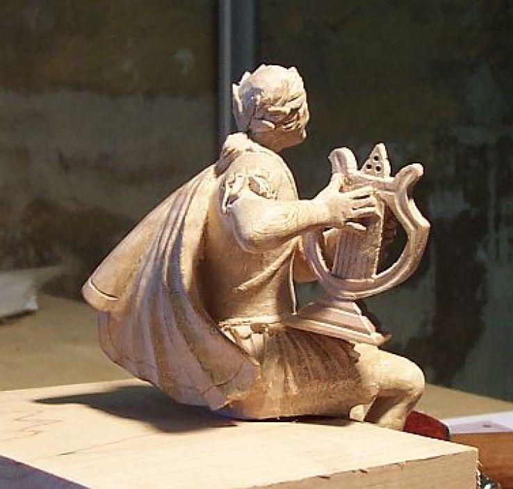 Carving after Tielke