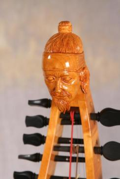 Classical baryon head