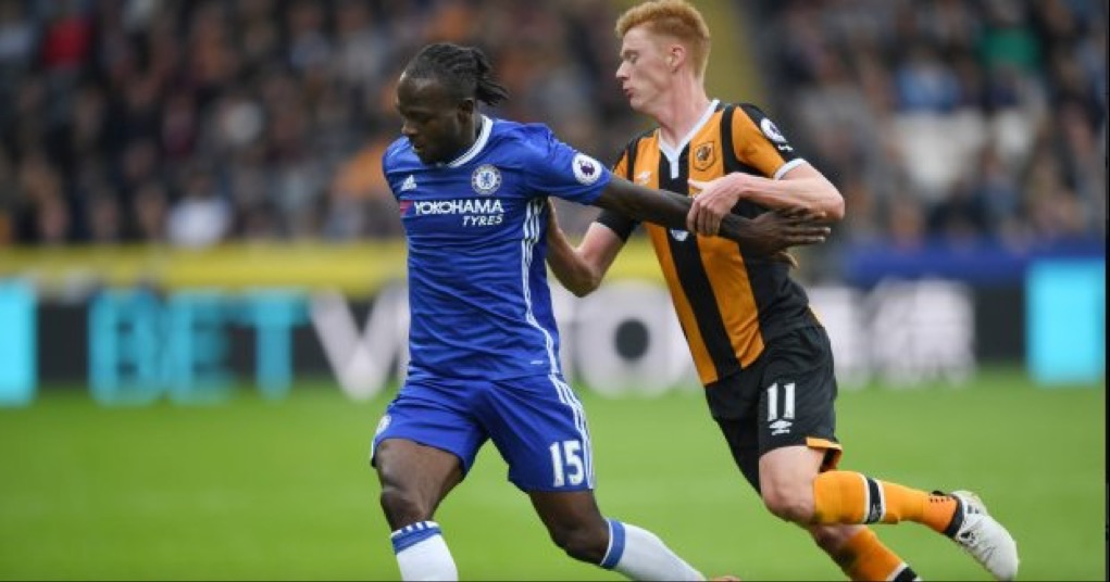 Redknapp Wish Victor Moses Played For England At Senior Level