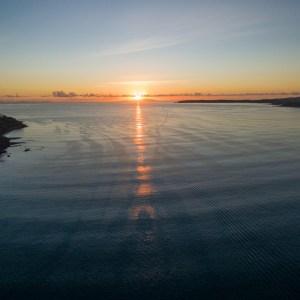 OMaha estuary sunrise resize