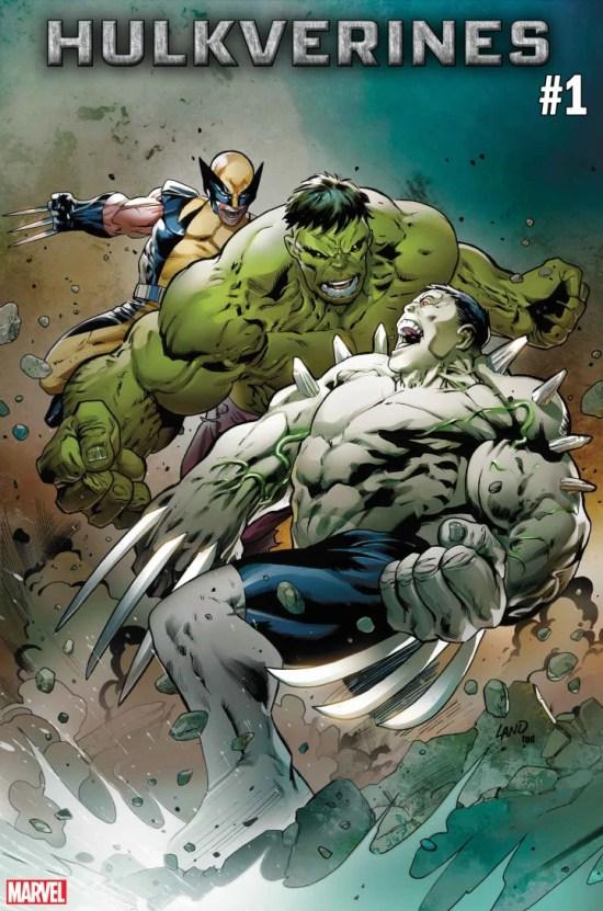 Art by Greg Land. (Marvel Comics)