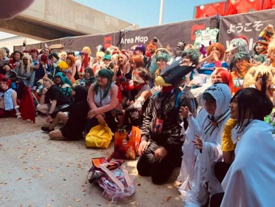Anime Expo 2019 Meetup Photo