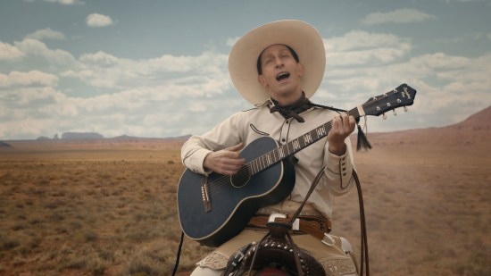 10 - Buster Scruggs