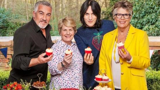 02 - Great British Baking