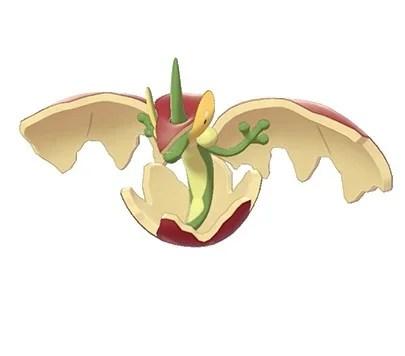 Flapple_pokemon_sword_exclusive