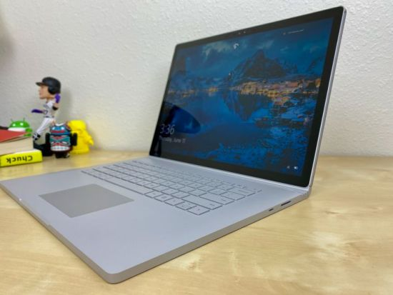 Surface Book 3 - 2