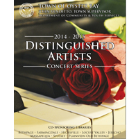 Distinguished Artists Concert Series 2014-2015 slider