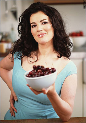 Nigella Lawson (photo from telegraph.co.ul