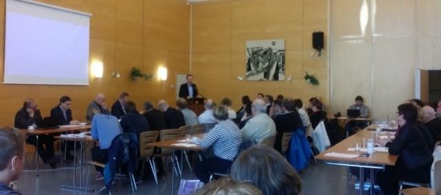 Stian Aakre snakka litt om Raushet i sitt innlegg. Men hans parti, Nærøy SP inntar jumboplassen på mitt raushetsbarometer denne gangen!