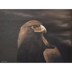Ozarks Art Gallery | Gary Duncan - Golden Eagle