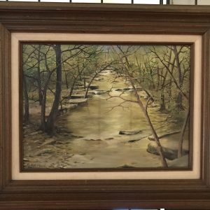 Ozarks Art Gallery | Ozark Stream by Gary Duncan