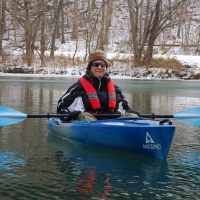 Preparing your kayak for winter paddling